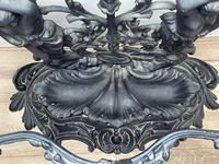 Art Nouveau Style Black Heavy Cast Iron French Nubile Umbrella Stand Corneau Alfred A Charlesville No 27 (20 of 41)