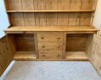 Large Antique Pine Dresser (3 of 16)