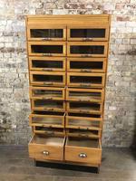 Art Deco 1920s Haberdashery Cabinet (2 of 4)