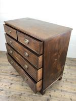 Antique George III Mahogany Chest of Drawers (5 of 10)