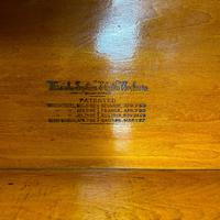 Tall Golden Oak Globe Wernicke Stacking Barristers Bookcase (7 of 7)