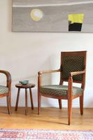 Pair of 19th Century French Walnut Armchairs (13 of 21)
