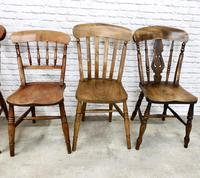 A Harlequin Set of 6 Kitchen Chairs (6 of 7)