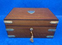 Victorian Oak Gentleman's Box (2 of 15)