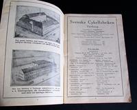 1931 Monark Motorcycle & Bicycle Rare Catalogue / Brochure Sweden (2 of 7)