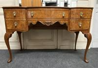 Quality Burr Walnut Dressing Table (5 of 20)