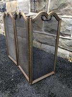Quality Brass Folding Fire Guard (5 of 9)
