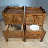Georgian Tray Top Commodes (15 of 16)