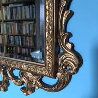 Victorian Gesso Wall Mirror (11 of 19)