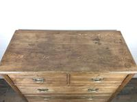 Large Antique Ash Chest of Drawers (3 of 10)