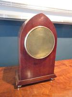 Antique Sheraton Inlaid Dent of London Mantel Clock (5 of 7)