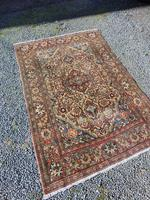 Antique Persian Ispahan Rug (11 of 11)