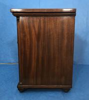 Victorian mahogany miniature chest of drawers (17 of 18)