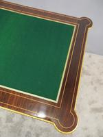Louis XV Style French Marquetry Games / Side Table (13 of 15)