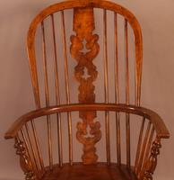 Windsor Rocking Chair in Ash & Elm (2 of 7)