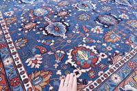 Old Veramin Carpet 323x211cm (3 of 7)