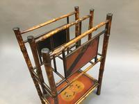 Aesthetic Bamboo Canterbury Magazine Rack (2 of 7)