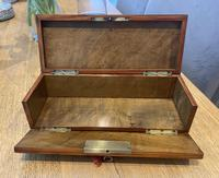 19th Century French Applewood Glove Box (16 of 17)
