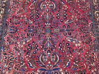 Antique Sarouk Rug (4 of 8)