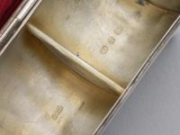 Victorian Silver Twin Compartment Stamp Box by Grey & Co, Birmingham 1897 (5 of 12)