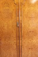 Quality Burr Walnut Triple Wardrobe c.1930 (11 of 15)