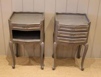 Pair of Painted Bedside Cabinets (3 of 11)