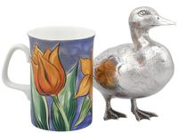 Sterling Silver Duck Ornament - Vintage Elizabeth II (2 of 9)