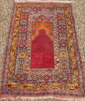Antique Anatolian Prayer Rug (8 of 8)