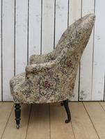 Antique Napoleon III Armchair (5 of 8)