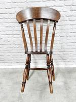 6x Windsor Slatback Kitchen Chairs (3 of 7)