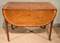 Sheraton Period 18th Century Pembroke Table (7 of 10)