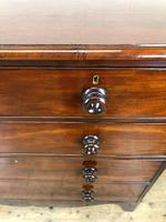 Antique Mahogany Chest of Drawers (6 of 10)
