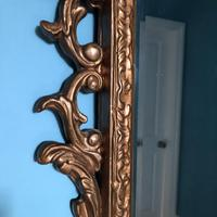 Victorian Gesso Wall Mirror (5 of 19)