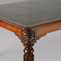 English 19th Century Library Table (3 of 4)