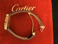 Cartier Oversize 18ct Gold Tank Watch (3 of 4)
