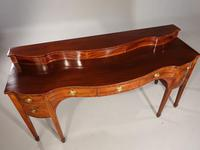 Exceptional George III Period Mahogany Scottish Sideboard (3 of 7)