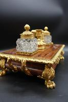 Quite Exceptional Mid 19th Century French Encrier or Ink Stand (3 of 5)