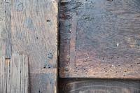 Antique Carved Oak Bench (3 of 12)
