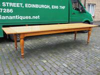 Satin Birch Dining Table from Honourable Company of Edinburgh Golfers (2 of 5)