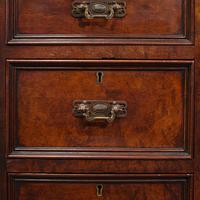 Antique Morning Room Desk, English, Walnut, Writing Table, Victorian c.1880 (12 of 12)