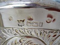 Impressive Late Victorian Campana Shaped Silver Trophy Cup (7 of 8)