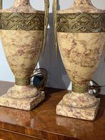 Pair of Art Deco Table Lamps (7 of 8)