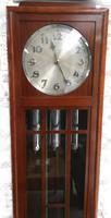 Art Deco Eight Day Chiming Longcase Clock, Fabulous Piece (2 of 13)