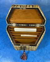 19th Century Anglo Indian Horn Stationary Box (12 of 15)