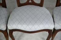 Set of 6 + 1 Continental Dining Chairs (9 of 12)