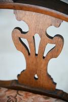 Antique Oak Corner Chair (5 of 12)