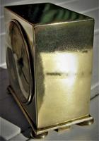 Art Deco Travel Alarm Clock of the Highest-Quality by Zenith (5 of 6)
