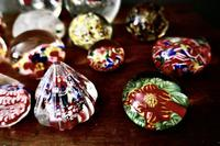 Collection of 18 Vintage Art Glass Millefiori Weights (3 of 6)