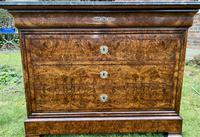 Figured  Louis Philippe Commode (7 of 7)