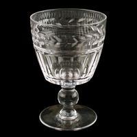 Set of Six Stuart Wine Glasses (2 of 8)